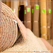Carpete em rolo