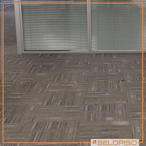 Colocação de carpetes