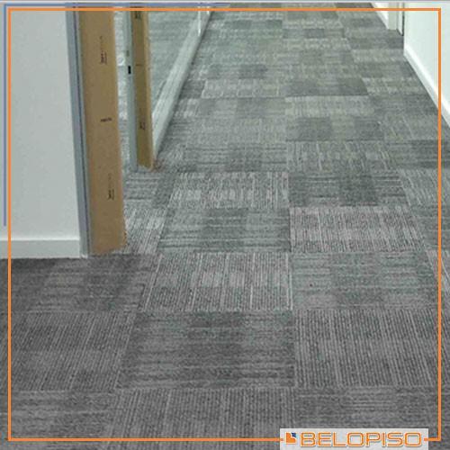 Carpete em placas preço