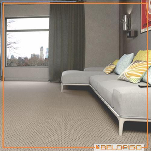 Carpetes de nylon