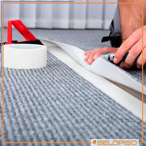 Instalação de carpete preço
